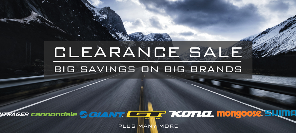 Clearance Sale 2016-17