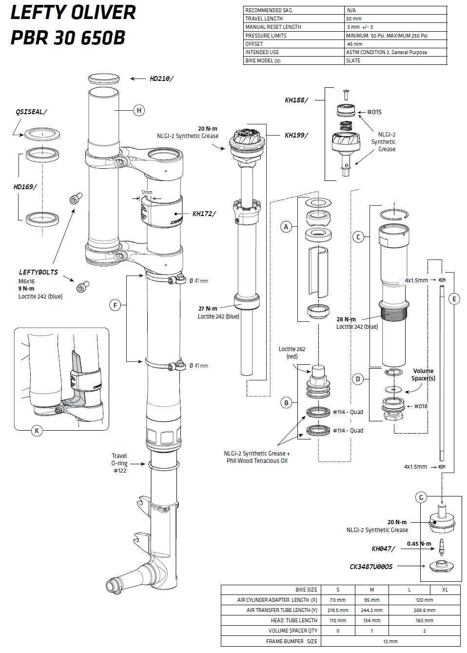 Oliver PBR 30- 650B - Parts Finder on