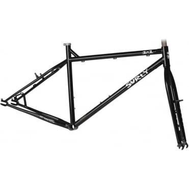 1x1 Single Speed Mountain Bike Frameset
