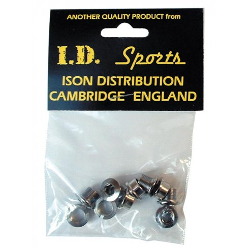 4-Jeri Chainring Bolts - 6.5mm
