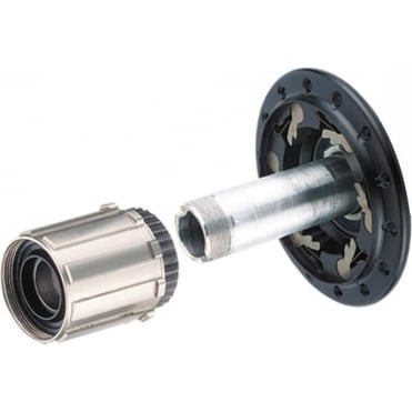 6-Drive Alloy Spline Freehub