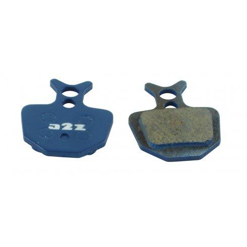A2Z Formula Oro Brake Pads (Organic)