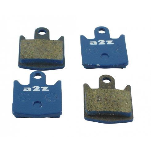 A2Z Hope M4 Brake Pads (Organic)