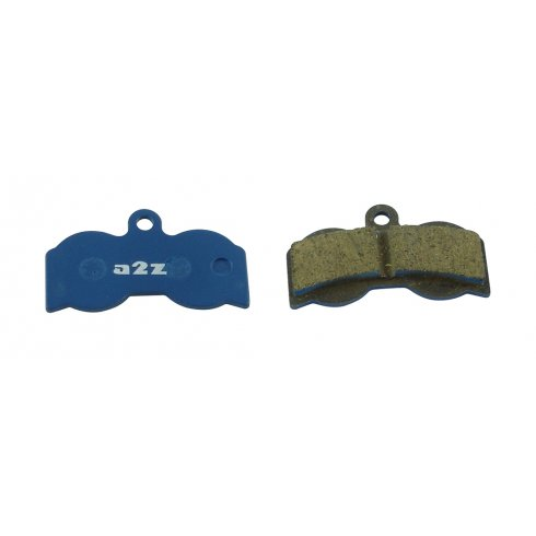 A2Z Hope XC 4 Pot Brake Pads (Organic)