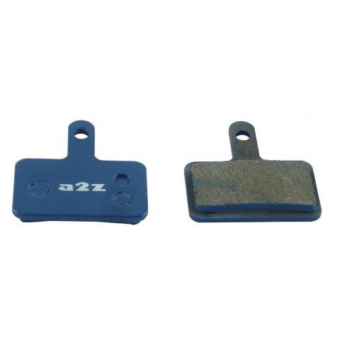 A2Z Shimano BR-M465/475/495/515 Brake Pads (Organic)