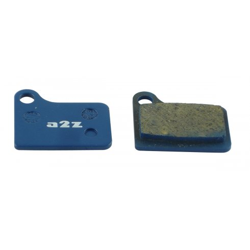 A2Z Shimano Deore/Nexave/BR-M555 Brake Pads (Organic)