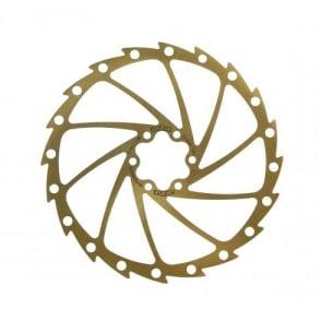 A2Z Teppan Yaki SP3 Disc Rotor - Gold