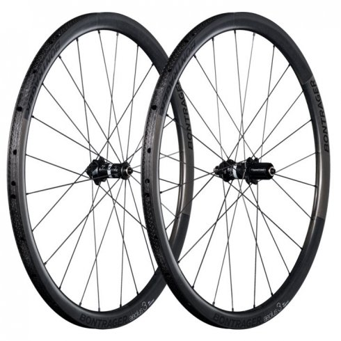 Bontrager Aeolus 3 Carbon Disc D3 Tubular Wheel
