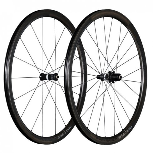 Bontrager Aeolus 3 Carbon TLR D3 Clincher Wheel