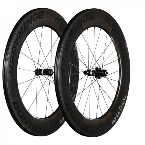 Bontrager Aeolus 9 Carbon TLR D3 Clincher Wheel