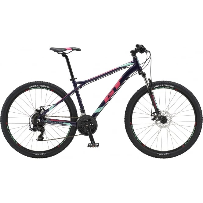 GT Aggressor Sport Women's Mountain Bike 2018