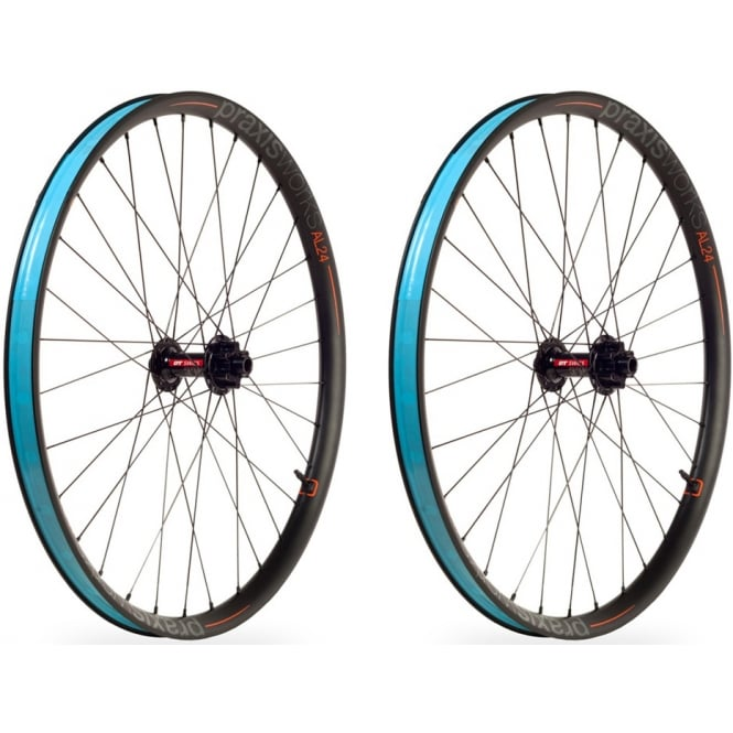 Praxis Works AL24 Alloy Wheelset