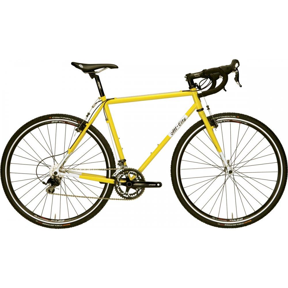 All City Macho Man Cyclocross Bike Triton Cycles