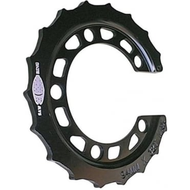 Alloy Saw Ring Bashguard