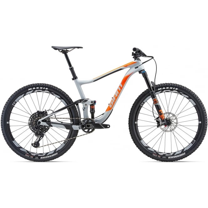 Giant Anthem Advanced 1 Mountain Bike 2018