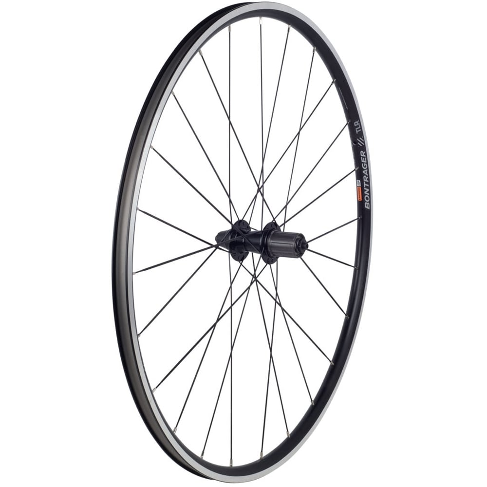 Bontrager Approved 700C TLR Wheel 2016 | Triton Cycles