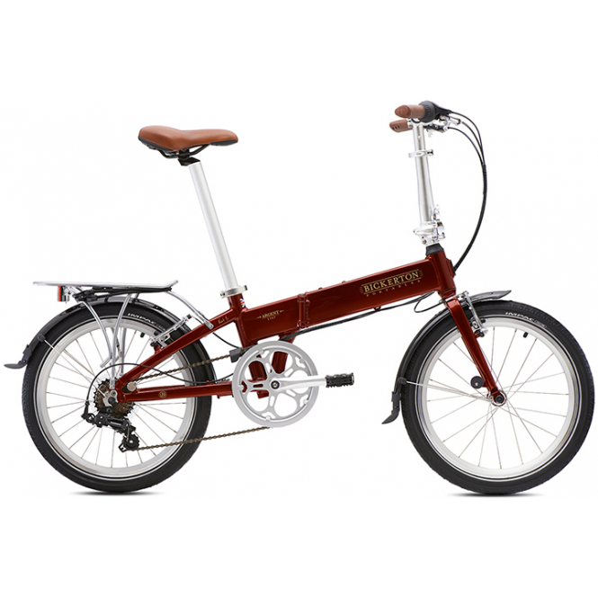 Bickerton Argent 1707 Country Folding Bike 2017