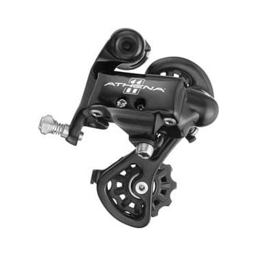 Athena 11X Black Rear Mech