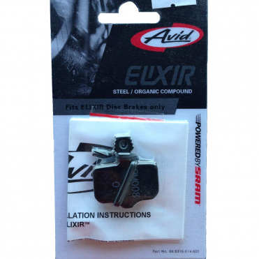 Elixir Disc Brake Pads