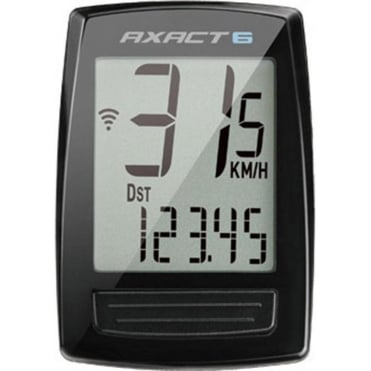 Axact 6 Cycling Computer