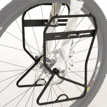 Journey Suspension Disc & Lowrider Front Pannier Rack