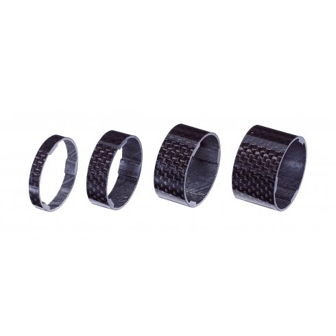 Bbb BHP-35 - UltraSpace 1.1/8 Carbon Headset Spacers