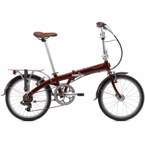 Bickerton Junction 1707 Country Folding Bike 2016