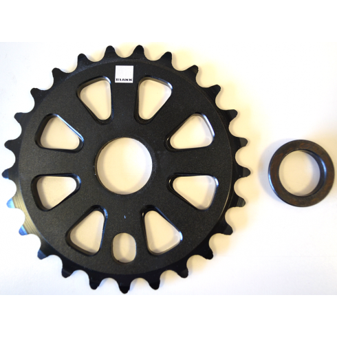 Blank 25T Chainwheel Sprocket