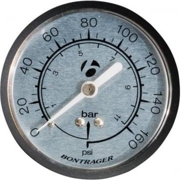Bontrager 2-1/2 inch Pump Gauge