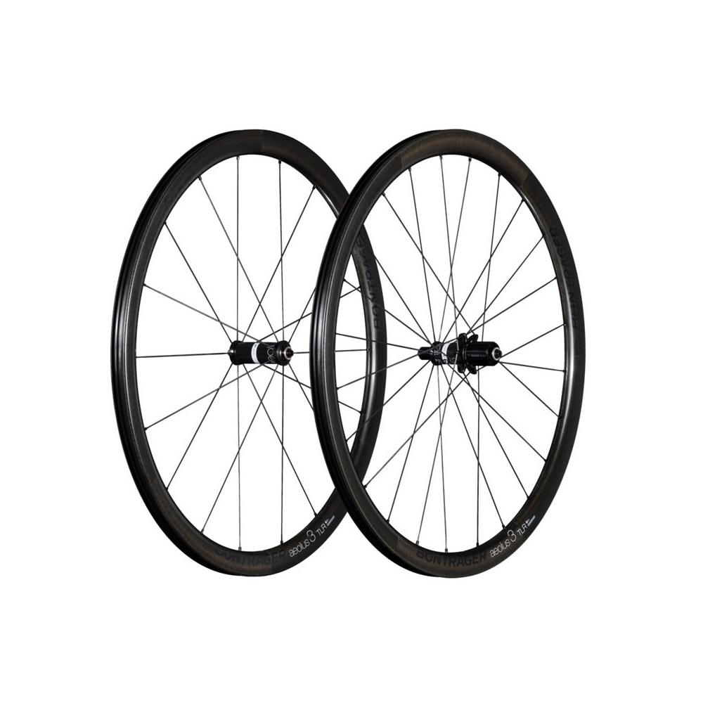 Bontrager Aeolus 3 Carbon TLR D3 Clincher Wheel | Triton ...