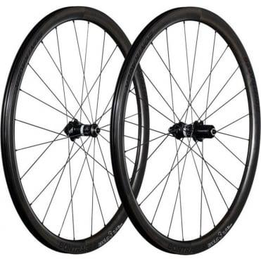 Bontrager Aeolus 3 Carbon TLR Disc D3 Clincher Wheel