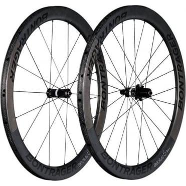 Bontrager Aeolus 5 Carbon D3 Tubular Wheel
