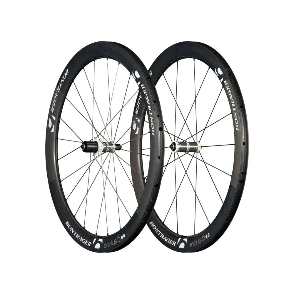 Bontrager Aeolus 5 D3Tubular Wheel - Carbon/White | Triton ...