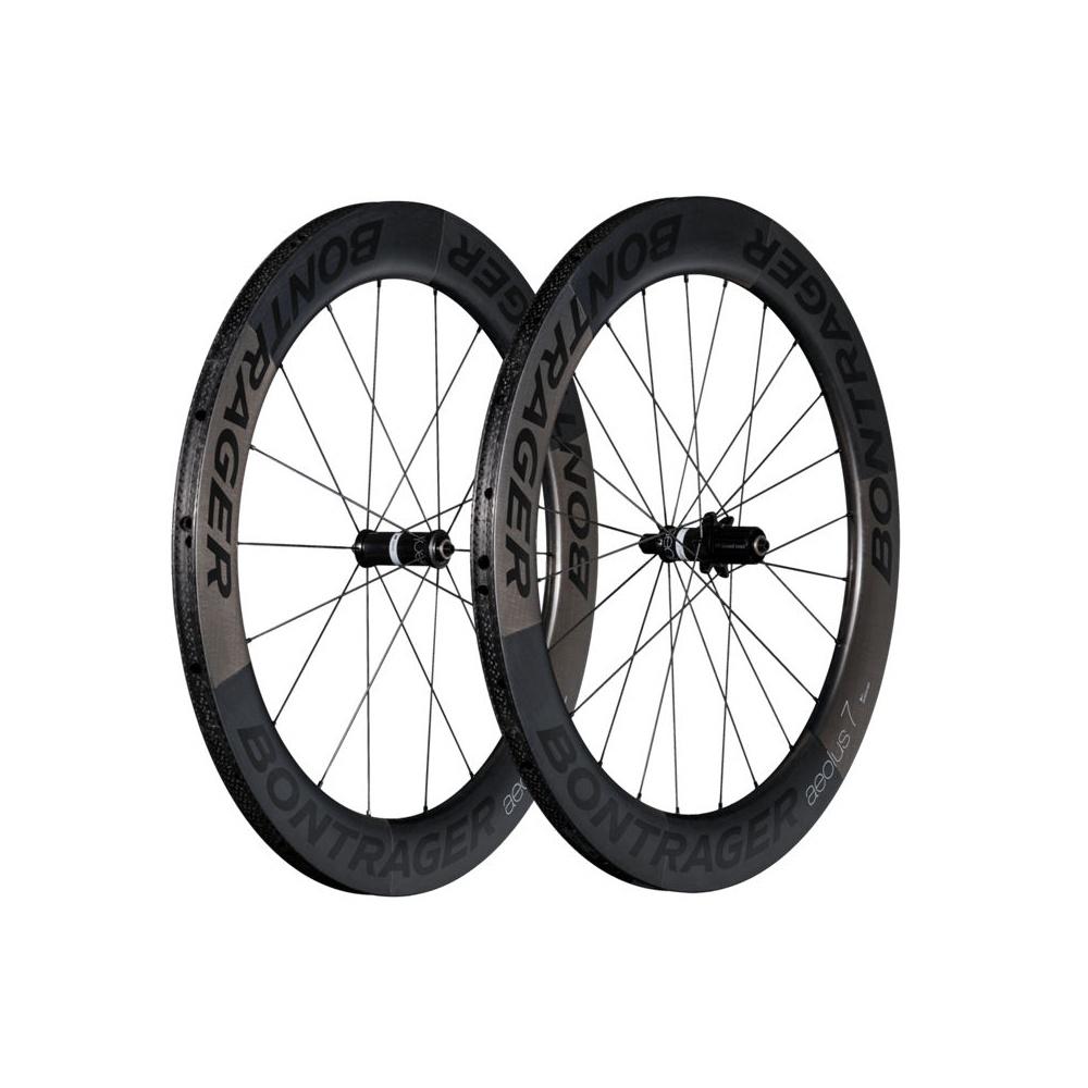 Bontrager Aeolus 7 Carbon D3 Tubular Wheel | Triton Cycles