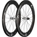Bontrager Aeolus 7 D3 Tubular Wheel - Carbon/White
