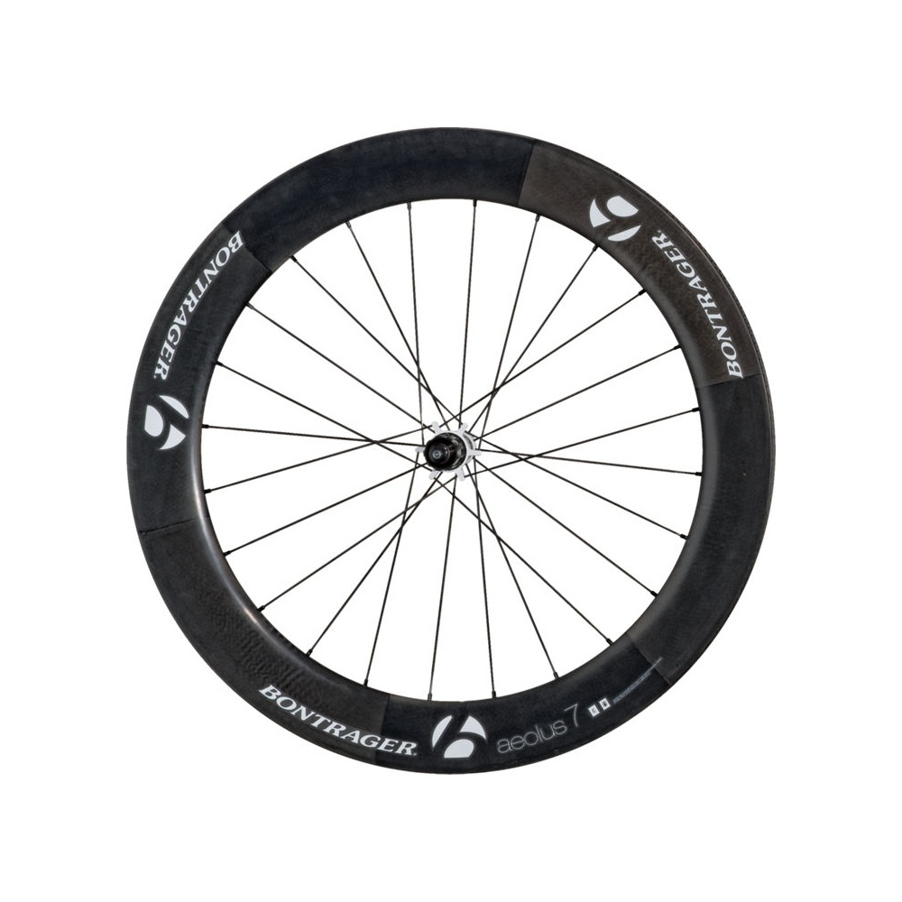 Bontrager Aeolus 7 D3 Tubular Wheel - Carbon/White ...