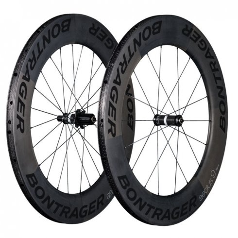 Bontrager Aeolus 9 Carbon D3 Tubular Wheel