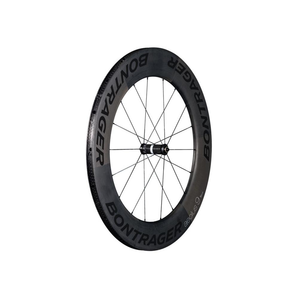 Bontrager Aeolus 9 Carbon D3 Tubular Wheel | Triton Cycles
