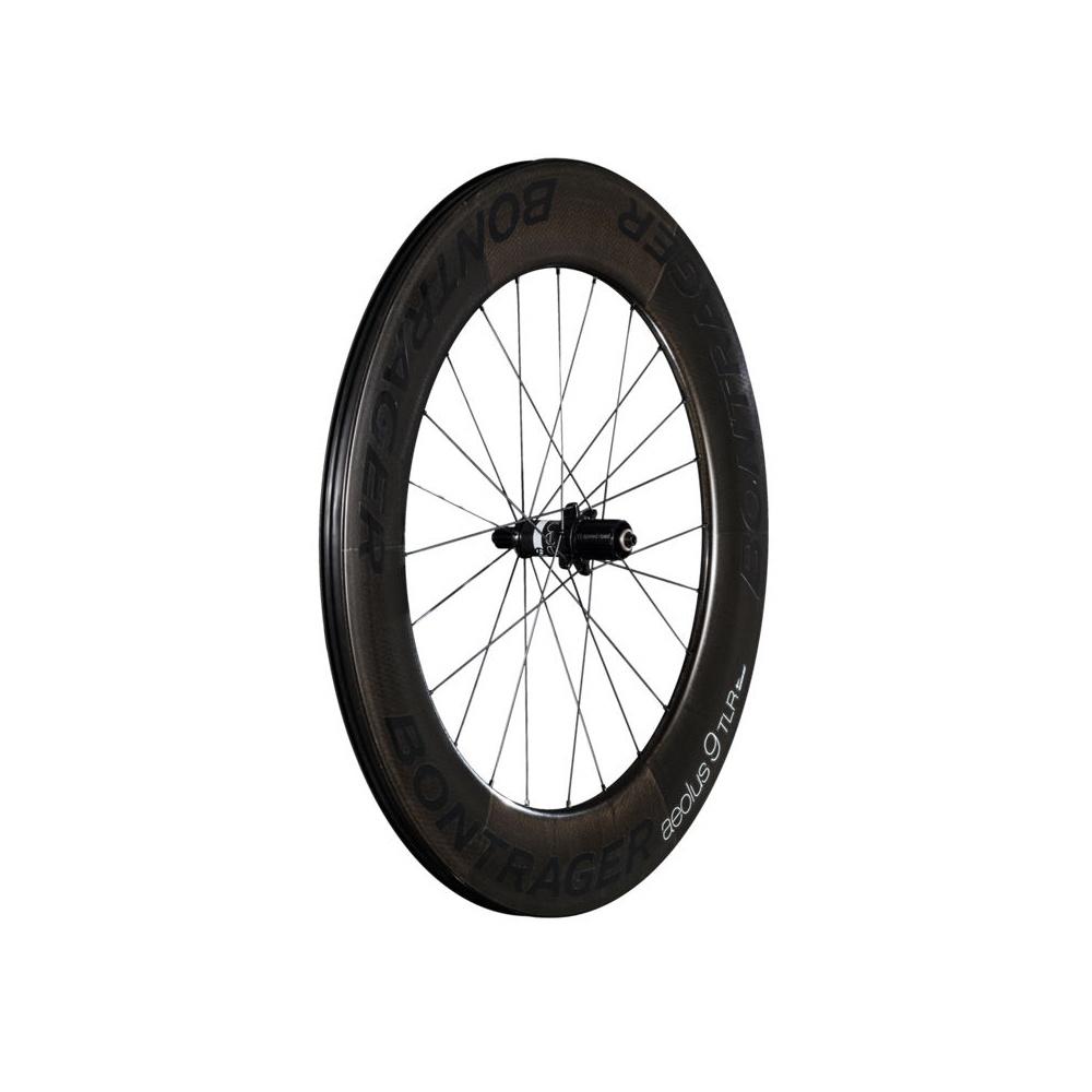 Bontrager Aeolus 9 Carbon TLR D3 Clincher Wheel | Triton ...