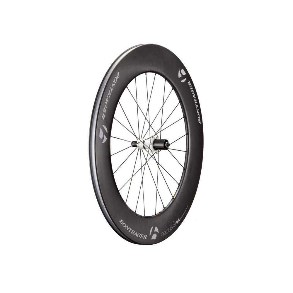 Bontrager Aeolus 9 D3 Clincher Wheel - Carbon/White ...