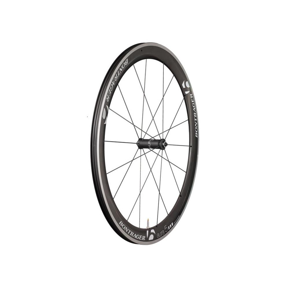 Bontrager Aura 5 TLR Wheels - Carbon | Triton Cycles