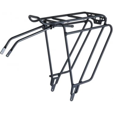 Backrack Deluxe L Pannier Rack - Black