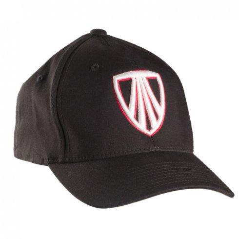 Bontrager Black Shield Logo Cap | Triton Cycles