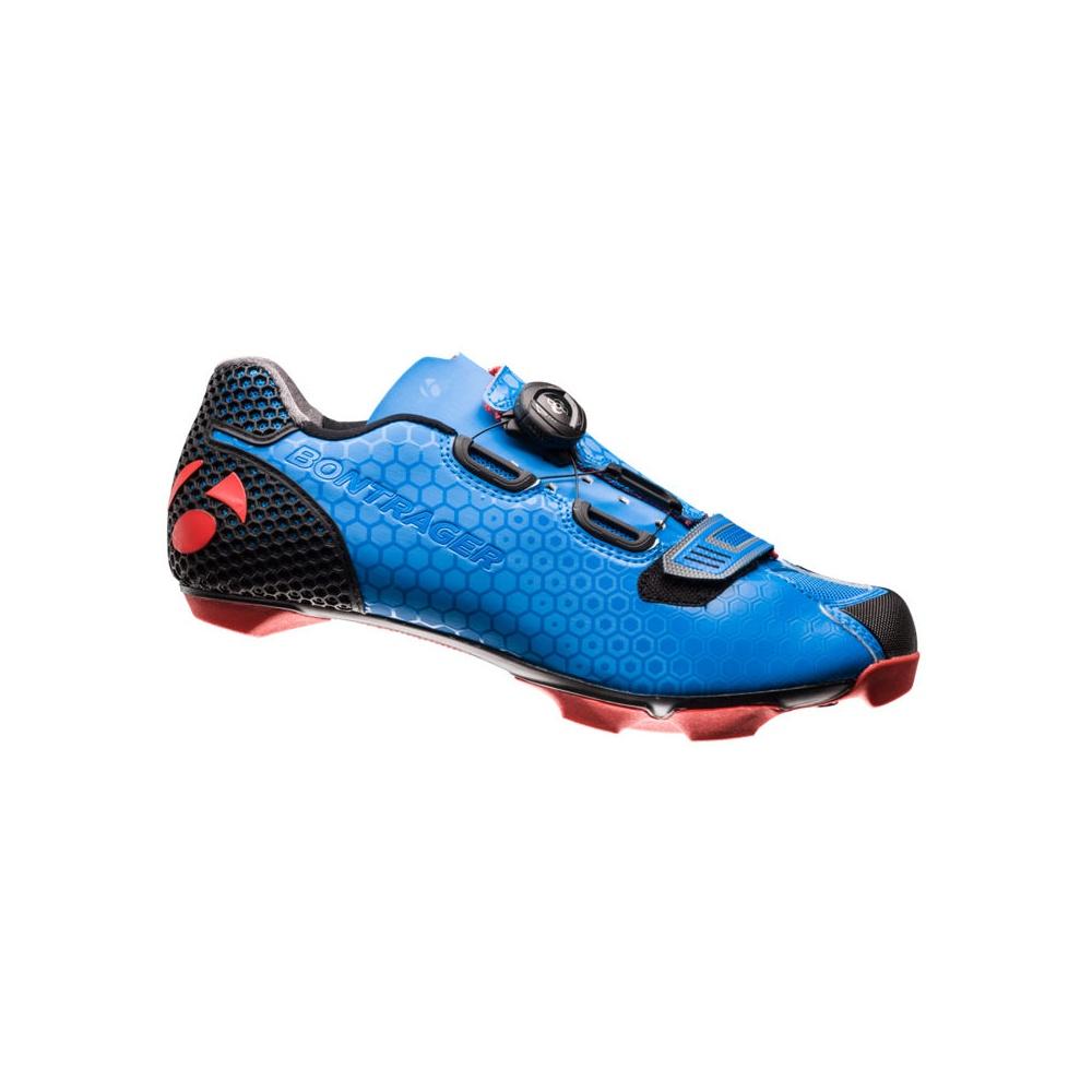 Bontrager Blue Shoes