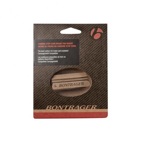 Bontrager Carbon Stop Cork Brake Pads - Campagnolo Compatible