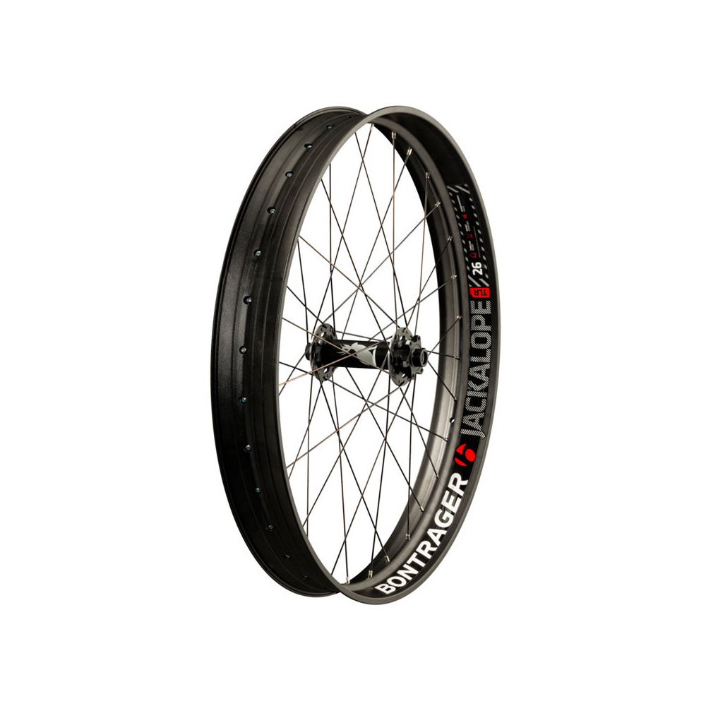 "Bontrager Jackalope 26"" TLR Disc Wheel | Triton Cycles"