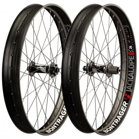 "Bontrager Jackalope 26"" TLR Disc Wheel"