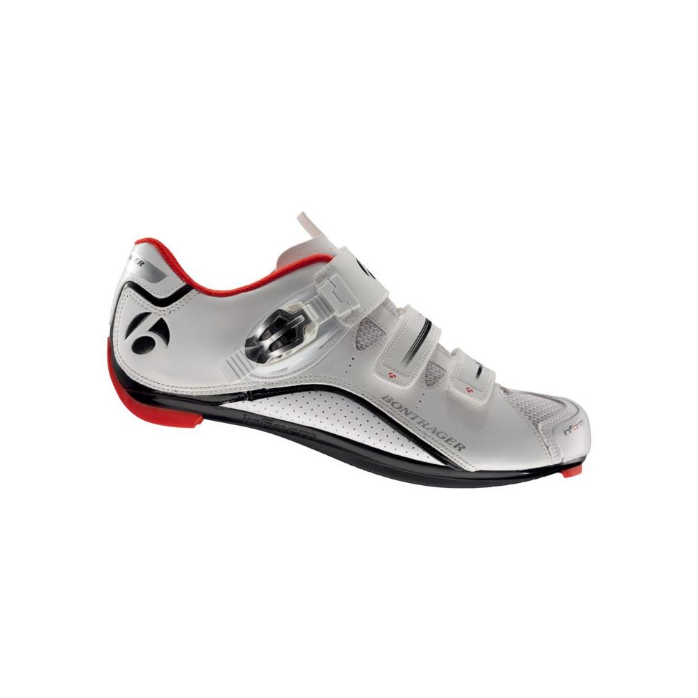 Bontrager Race Dlx Road Shoes White