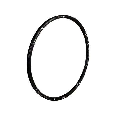 "Bontrager Race Lite 26"" Rim - Black Neutral Decal"