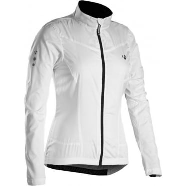 Bontrager Race WSD Windshell Jacket - White